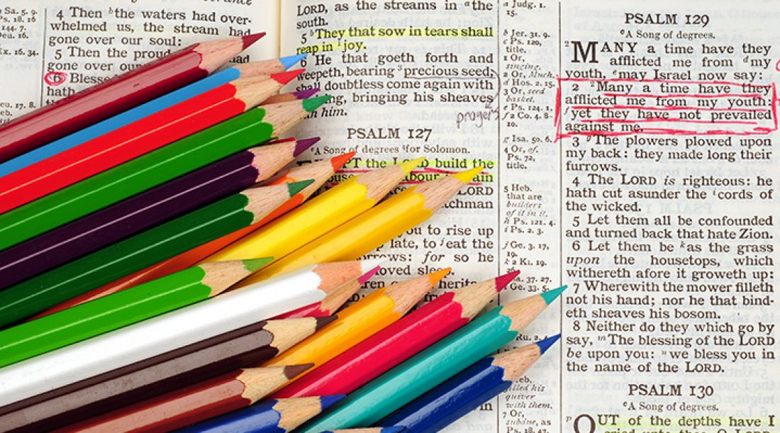 Becoming a Student of the Word