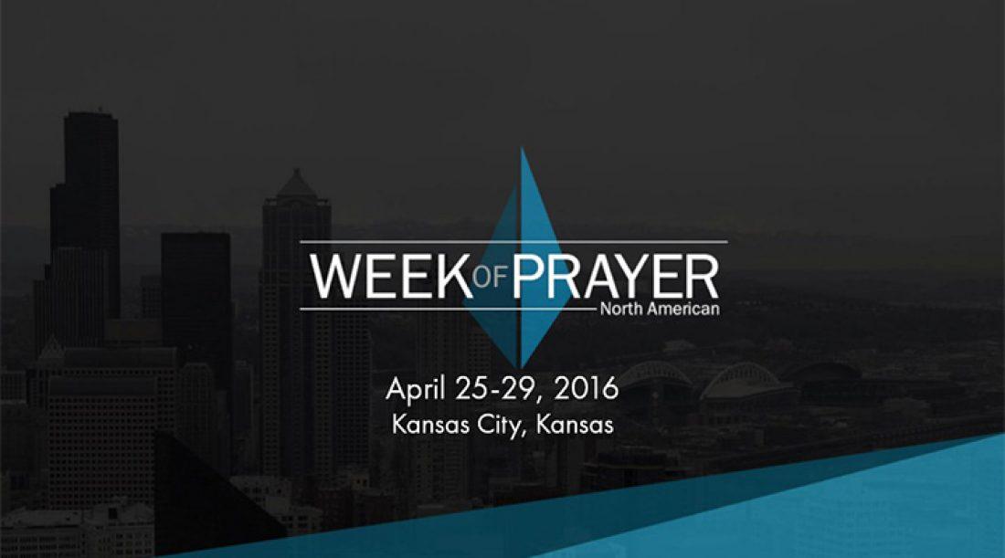 North America Week of Prayer