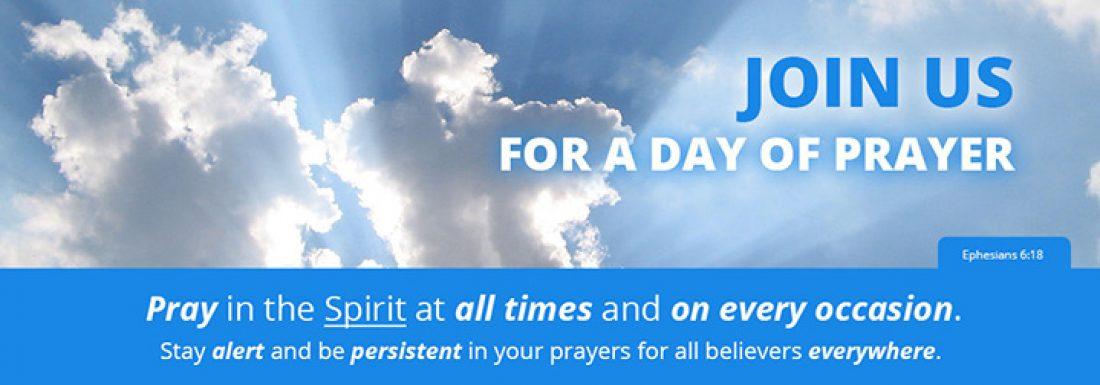 Ontario Day of Prayer