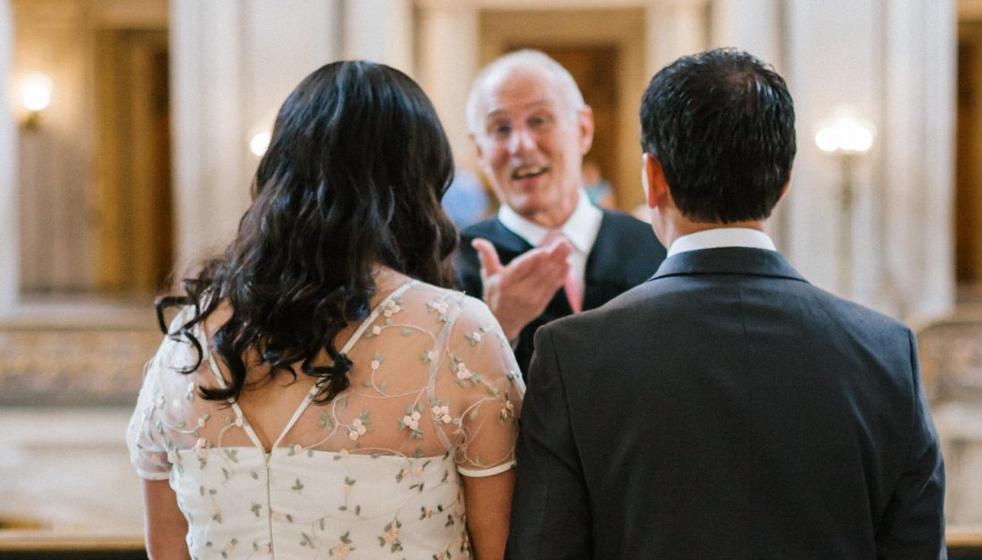 Preaching at Weddings